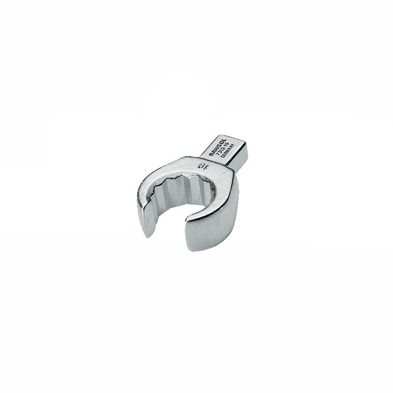 Gedore 7699590 7312-12 Rectangular flarot end fitting SE 9x12, 12 mm