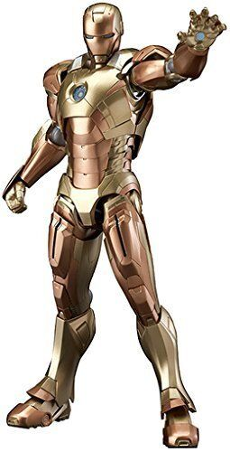 Online Limited Iron Man 3 Iron Man Mark 21 XXI Midas figma Action Figure