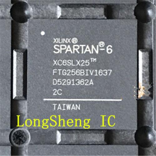 1PCS XC6SLX25-3FTG256C BGA-256 E FPGA SPARTAN 6 24K