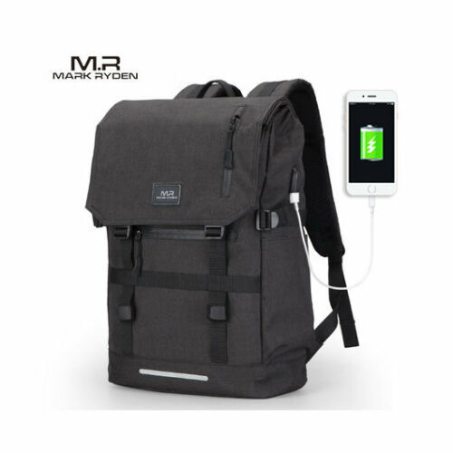 Backpack Mark Ryden laptop Man 15,6 inches Large 2017 Fashion Casual Style Bag