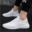 Mens-Casual-ultralight-Air-Cushion-Mesh-Running-Sports-Athletic-Sneakers-Boots miniatura 8