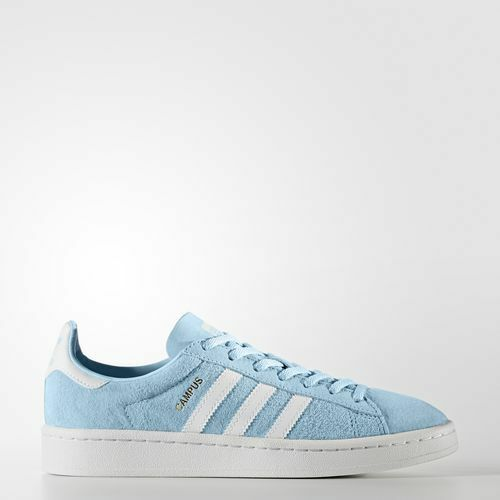 Adidas BY9844 Femme Campus Running  chaussures   Bleu   Blanc  sneakers