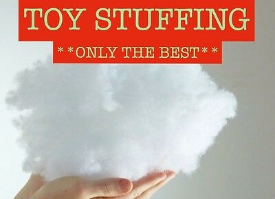 Super Soft Toy Stuffing Pillow Cushion Sofa Hypoallergenic Polyester Filling