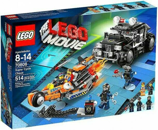 LEGO Movie Super Cycle Chase Set