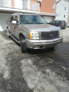 Cadillac Escalade Ext. Limitted 2003