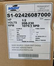 Discount Hvac Yp S102426087000 Source1 Permanent Split Capacitor Motor