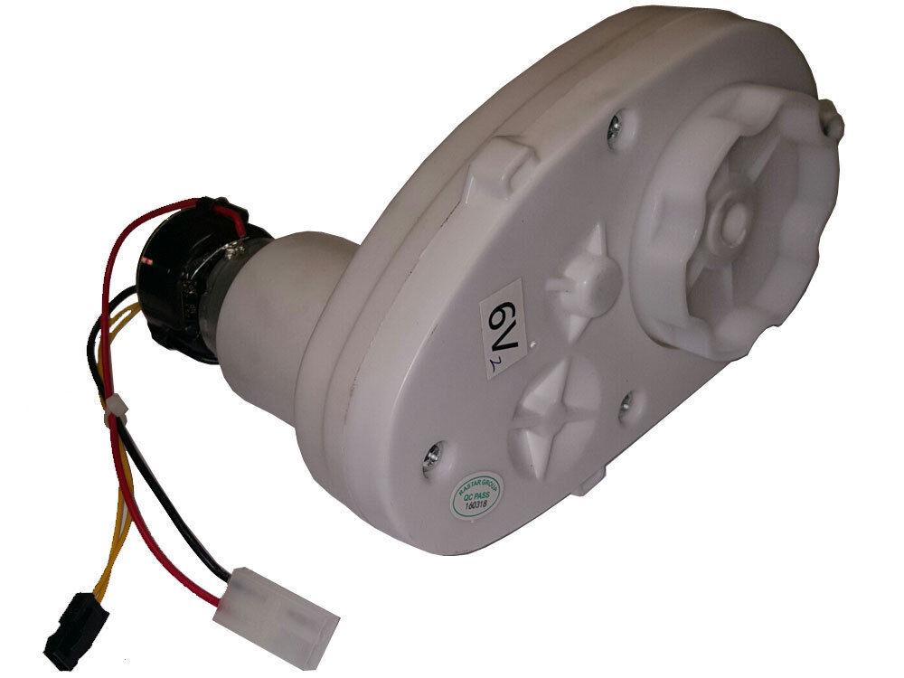 Rastar 6v Motor Gearbox Assembly