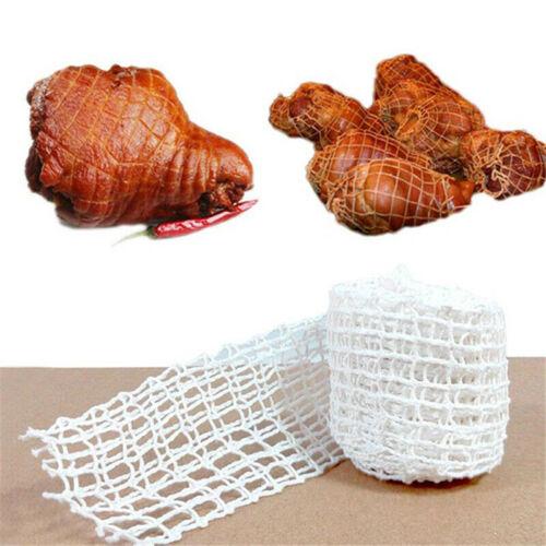 5 Meter White Cotton Meat Net Ham Sausage Net Butcher/'s String Roast Net Mesh