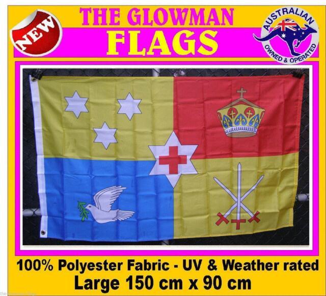 Tonga flag Kingdom of Tonga flag Tongan flag