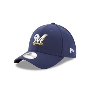 brand new a2db3 94224 Image is loading Milwaukee-Brewers-New-Era-MLB-39THIRTY-Team-Classic-