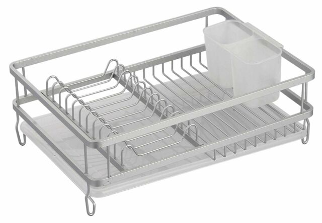 Large Countertop Sink Dish Drainer