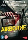Airborne 5021866038506 With Mark Hamill DVD Region 2