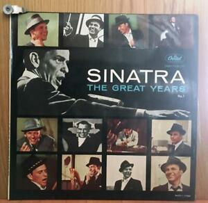 FRANK-SINATRA-THE-GREAT-YEARS-LP-VINILO-ESPANA-1963-EX-NM-MB-VG