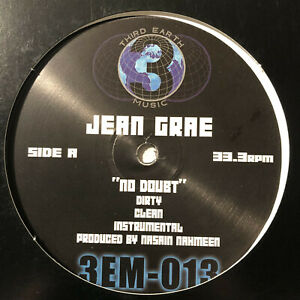 JEAN-GRAE-NO-DOUBT-DESTINY-CHAPTER-1-12-034-2002-RARE-WHAT-WHAT