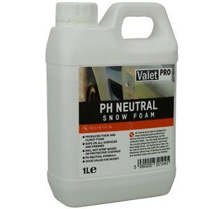 valetpro ph neutral snow foam vorw sche shampoo 1 liter ebay. Black Bedroom Furniture Sets. Home Design Ideas