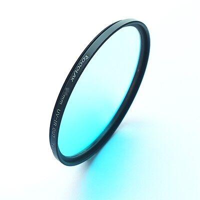 ROCOLAX 82mm Optical UV-IR CUT filter UV/IR Blocking Filter for Camera Lens