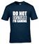 miniature 1 - Do Not Disturb Kids Boys Girls Gamer T-Shirt Gaming Tee Top