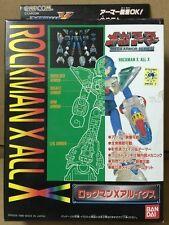 Bandai Megaman Rockman X color model kit action figure