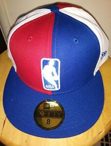 promo code ed395 58f20 Image is loading LA-Clippers-Hat-New-Era-Cap-59FIFTY-NBA-