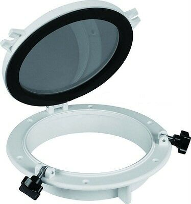 "NEW Boat Yacht Round Porthole 8"" Replacement Window Port Hole Portlight Hatch"