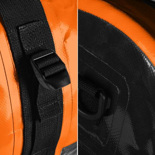 Anndora TELONE Cerato Borsa Sportiva 30 L Borsa da viaggio impermeabile ORANGE-Dry Bag