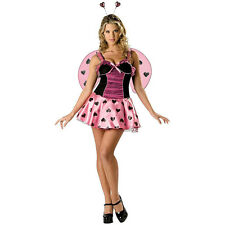 Luscious Love Bug Adult Sexy Valentines Day Womens Costume Size Small
