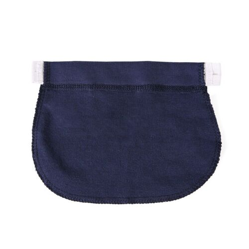 Pregnancy Maternity Waistband Belt Elastic Waist Extender Pants Extension Buckle