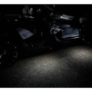 BMW XENON Weiß Türbeleuchtung Einstiegbeleuchtung Fußraumbeleuchtung mit 18 SMD
