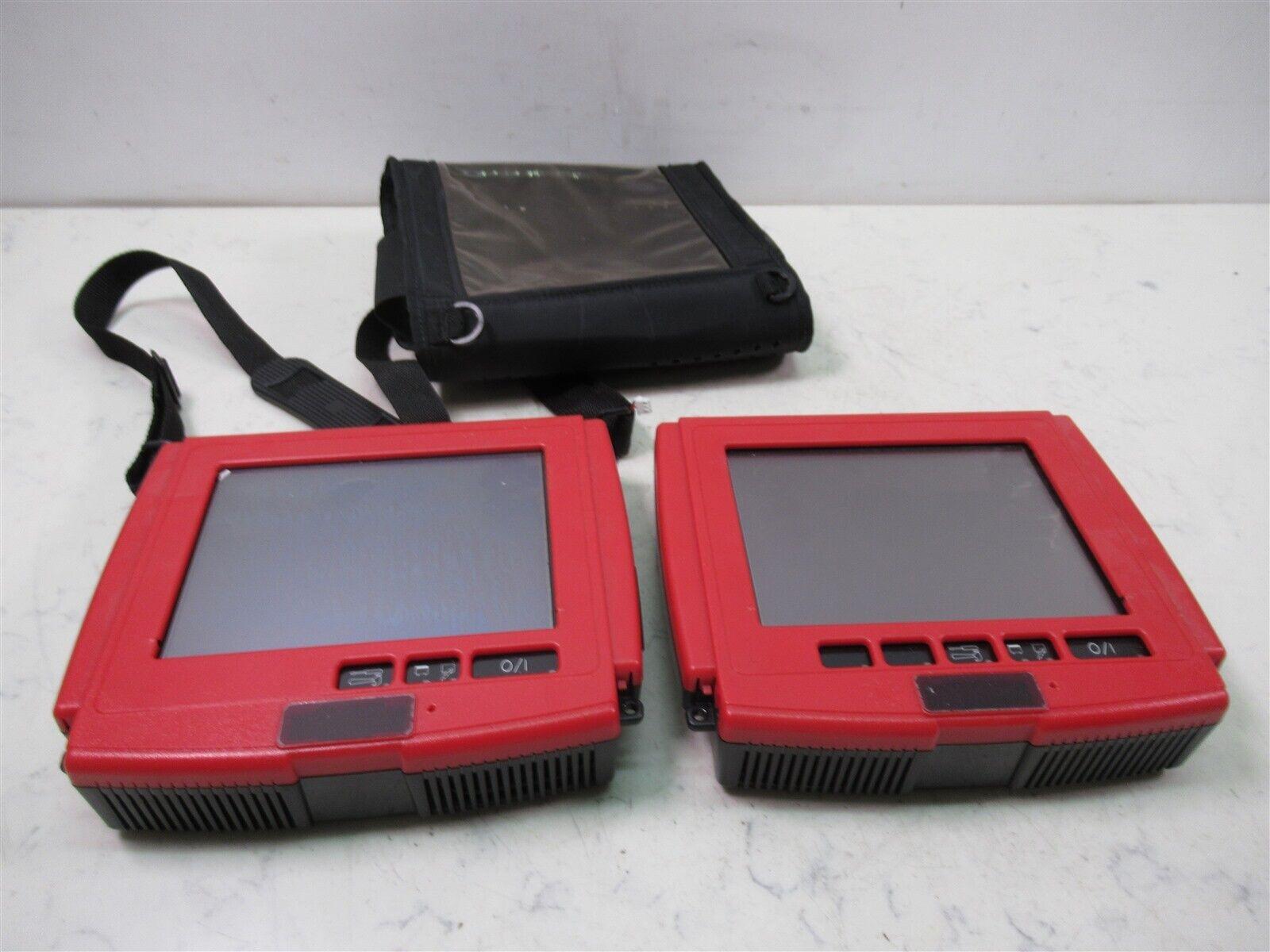 Lot of 2 Prentke Remich SB2 Spring Board Speech Communication Devices
