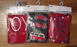 a704939ba OLD Navy GIRLS Boys TODDLER Christmas PJ Pajamas SANTA Tree CAR Joy ...