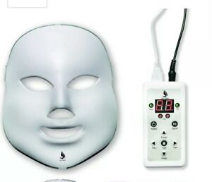 Lexi White Colorful LED Beauty Mask | Red Light Therapy #F2B