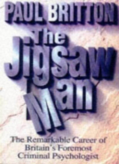 The Jigsaw Man By Paul Britton. 9780593040669