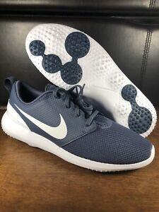NEW* Nike Roshe G Golf Shoes Navy Blue