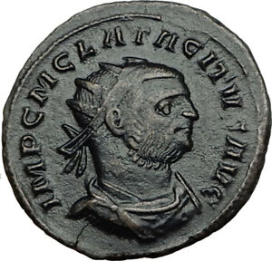 TACITUS-275AD-Authentic-Ancient-Original-Genuine-Roman-Coin-ANNONA-i65456