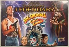 Big Trouble in Little China The Board Game Everything Epic 2018 NEW, SEALED