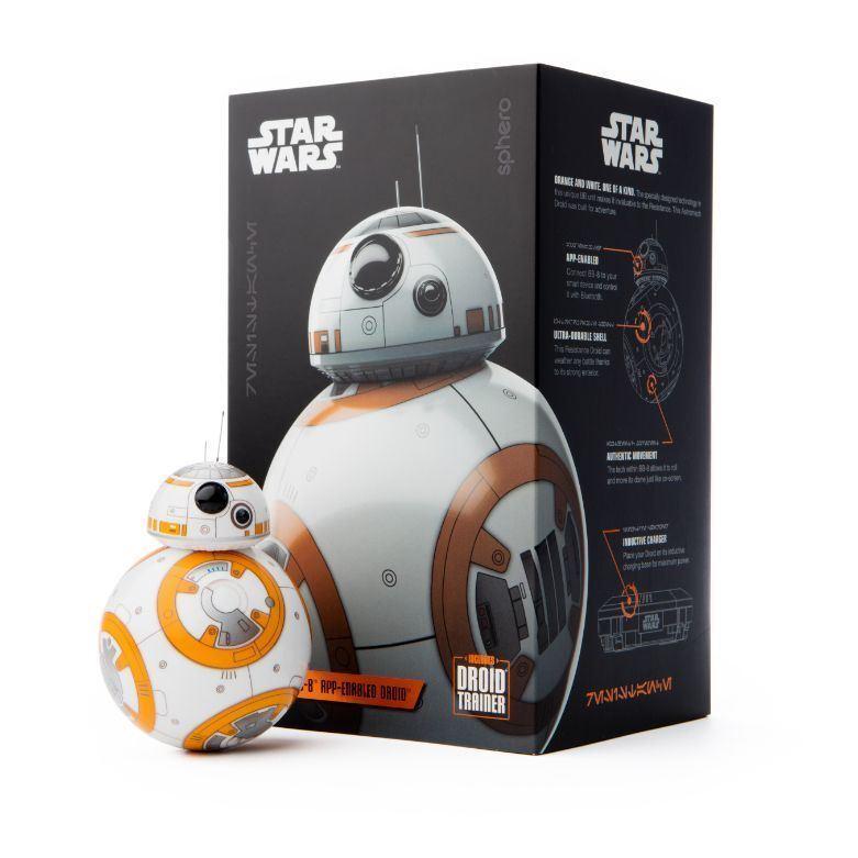 Sphero Star Wars BB8 con Sphero Star Wars Force Banda