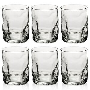 6-X-420-ml-Bormioli-Rocco-Whiskey-Verres-Gobelets-d-039-Eau-Jus-Drinking-Cups-Set