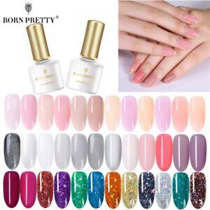 6ml-Born-Pretty-Jelly-Pink-Gel-Soak-Off-UV-Gel-Nail-Polish-Semi-transparent-DIY