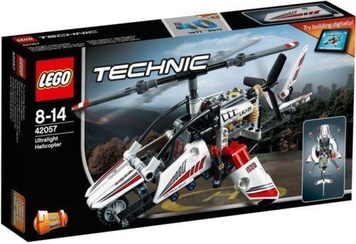 LEGO TECHNIC ELICOTTERO ULTRALEGGERO LEGO 42057