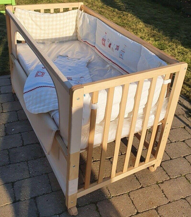 Seng-i-seng, Roba Baby Room Bed, As good as new.
