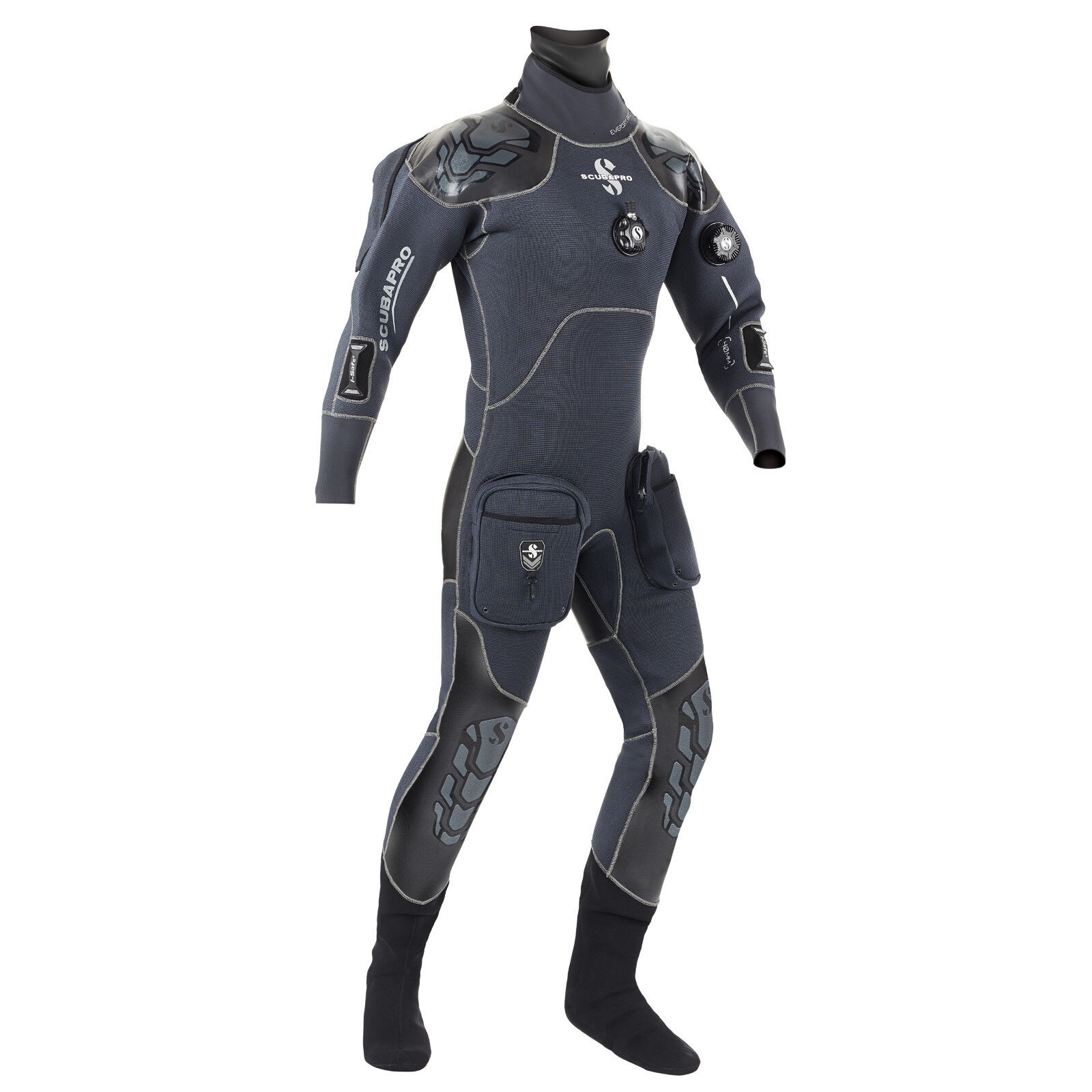 Scubapro Everdry pro 4.0 - Professional Diving Dry Suit Men's