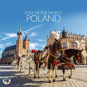 CD-Poland-Polonia-Folk-Of-Mondo-di-Various-Artists