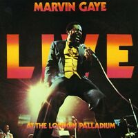 Marvin Gaye - Live At The London Palladium [new Cd] on sale