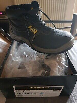 Sko og støvler Sikkerhedssko København og omegn køb