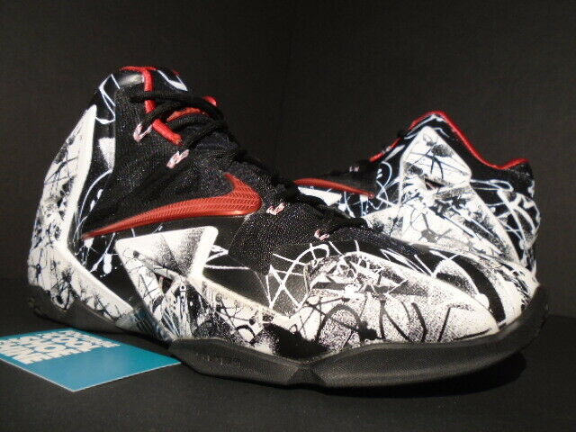 the best attitude 46775 5b615 Nike Lebron 11 Graffiti Size 10 for sale online | eBay