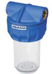 Filtro per acqua potabile aquamax impianto idrico - Impianto acqua casa ...