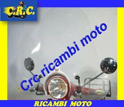 ISOTTA PARABREZZA PARAVENTO CLASSIC PIAGGIO VESPA PX FRENO A DISCO COD.CLS4154