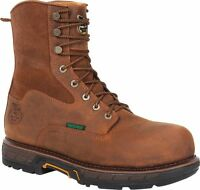 Mens Georgia Composite Toe Work Boot Style Gbot019 All Sizes In Box