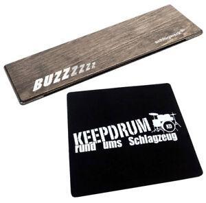 Percussion-bb110-Buzz-Board-XL-Cajon-effet-Sitzpad