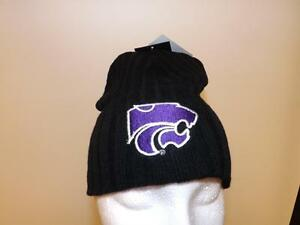 03728e0b4ed Image is loading New-Kansas-State-Wildcats-Adult-Ones-Size-Fits-